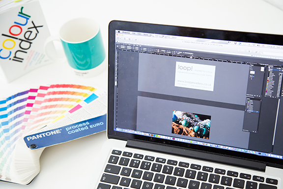 Learn InDesign with dig-training