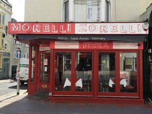 Morelli Zorelli, Brighton