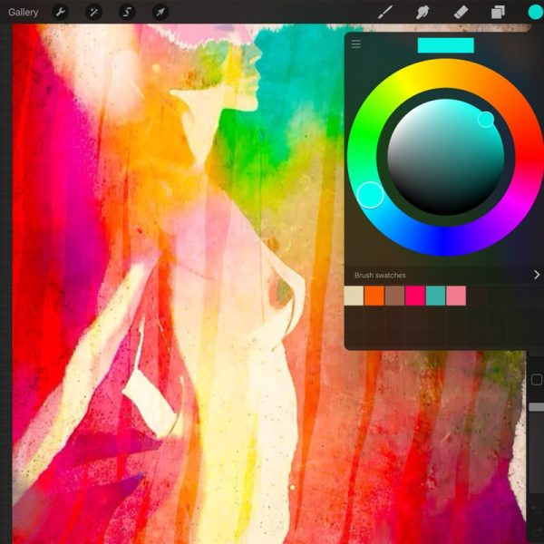Introduction to Procreate