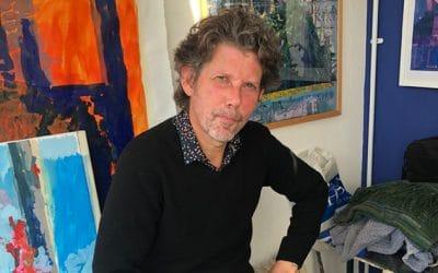 In conversation with Julian Vilarubi, artist and Procreate tutor